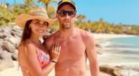 Lionel Messi y su esposa Antonela Roccuzzo publican fotos de sus vacaciones familiares