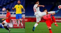 Brasil y México un encuentro no apto para cardiacos  en semifinales de Tokio 2020