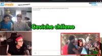 El youtuber troleo a unos chilenos por decir que el ceviche y el pisco era de ellos y no del Perú.