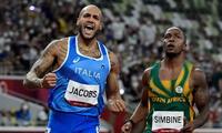 Jacobs dió en 100 metros medalla de oro a Italia en los Juegos Olimpicos Tokio 2020.