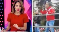 Canal N transmite EN VIVO discurso contra periodista y se vuelve tendencia