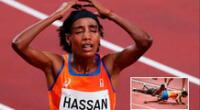 Hassan ha hecho historia en los Juegos Olímpicos Tokio 2020.