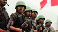 El presidente Pedro Castillo propuso el servicio a las Fuerzas Armadas a través de un programa anunciado en su primer mensaje a la Nación.