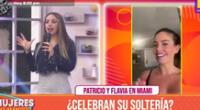 Dorita Orbegoso arremete contra Flavia y Patricio tras supuesta ruptura