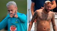 Neymar y estado físico han generado alarmas en París.