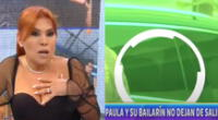 Magaly sobre ampay de Paula Manzanal tras ruptura con Fabio.