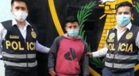 Dictan prisión para el mototaxista Regner Ccochachi Cáceres que abusó de una menor de edad