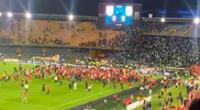 Santa Fe vs. Atlético Nacional.