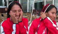 El renovado look de nuestra compatriota Gladys Tejeda en los Juegos Olímpicos Tokio 2020.