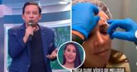 Ricardo Rondón fue frontal al hablar sobre los arreglitos de Melissa Klug.