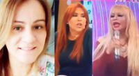 Lourdes Sacín felicita a Magaly Medina por no permitir que Susy Díaz defienda a un agresor