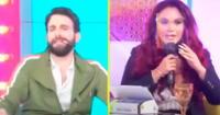 Génesis Tapia arremetió contra Olinda Castañeda en vivo.