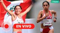 Conoce la hora que inicia su participación en la maratón femenina de Tokio 2020.