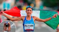 Palmisano hizo historia en los Juegos Olímpicos: mira su epopeya en Tokio 2020.