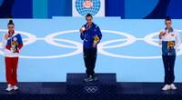 La gimnasta rusa fue derrotada por la israelí Linoy Ashram.
