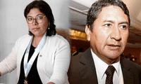 La parlamentaria Bettsy Chávez le habló fuerte y claro a los integrantes de Perú Libre.