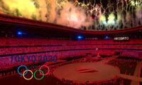 Tokio 2020: Ceremonia de Clausura se vivió de manera intensa