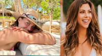 Alondra García Miró sorprende a sus seguidores con fotos en las playas de Tulum.