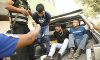 Población rechaza todo tipo de delincuencia sin importar nacionalidad.