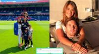 Antonela Rocuzzo tuvo tremendo detalle con Lionel Messi.