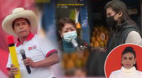 Mujeres al mando: Mamita llora y pide a Pedro Castillo por el alza de precios