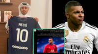 Luego de confirmar su primicia, ahora el jeque relacionado al PSG da otra bomba con Mbappé al Madrid.