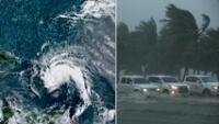 Lo que dejó el paso de la tormenta Fred en República Dominicana.