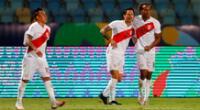 Selección peruana avanza en el ranking FIFA del mes de agosto.