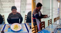 Evo Morales compartió su visita a Perú en redes sociales.