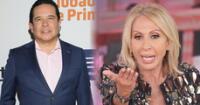 El conductor mexicano reveló que la peruana estuvo durmiendo en la casa de la desaparecida productora Magda Rodríguez debido a su crisis económica.