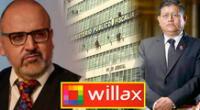 Ministerio Público investigará a periodistas de Willax