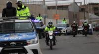 La municipalidad de Chorrillos realiza patrullajes preventivos para erradicar la delincuencia