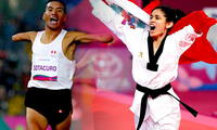 Efrain Sotacuro y Angélica Espinoza llevarán la bandera de Perú en los Juegos Paralímpicos Tokio 2020.