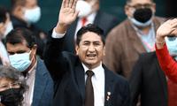 Vladimir Cerrón, exgobernador de Junín acusado del delito de negociación en agravio del Estado
