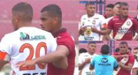 Curiosa escena en el Universitario vs Ayacucho FC llamó la atención de los hinchas.