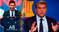 Lionel Messi no era beneficio para el FC Barcelona, según las cuentas del club culé.