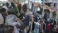 La cifra de fallecidos se elevó a 1.419 tras terremoto en Haití.