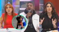 Magaly Medina criticó duramente a figuras de América TV y aseguró que sus reacciones ante la reunión de Sheyla Rojas y Antoñito fueron