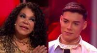 La cantante Eva Ayllón recordó al participante de La Voz Perú cuánto vale pese a los comentarios homofóbicos que viene recibiendo en redes sociales.