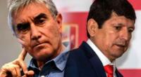 Oblitas prefirió no opinar sobre la eventual reelección de Lozano a la FPF.