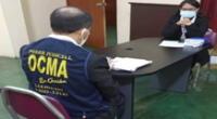 La OCMA abrió investigación a la jueza de Huaura Juana Bustamante Cóndor por liberar a un acusado por violación a menor de edad
