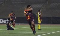 Chankas se paseó con  Chavelines lider de la Liga 2