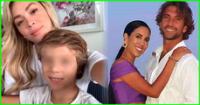 Sheyla Rojas junto a su hijo le comparten una sorpresa a Joi Sánchez por su cumpleaños.