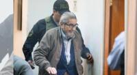 Abimael Guzmán permanece internado en la sala de emergencia