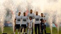 Todavia el 12 de septiembre se daría la presentación del superequipo con Messi, Ramos, Neymar y Mbappé.