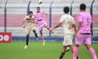 Universitario y Sport Boys no encontraron la lleva del gol.