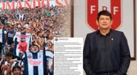 Agustín Lozano será el único candidato para las elecciones en la FPF.
