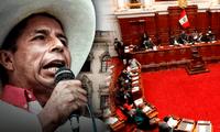 Pedro Castillo sube en aprobación y Congreso en desaprobación