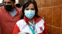 Dina Boluarte asegura que no está recolectando firmas para una nueva Constitución