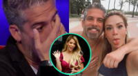 Pedro Moral salió a desmentir a Sheyla Rojas, pero no a todos los cibernautas les gustó, y lo cuestionaron duramente en redes sociales.